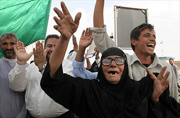 celebrations in iraq