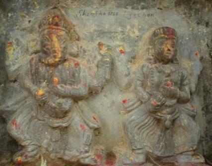 Ganesh and his partner