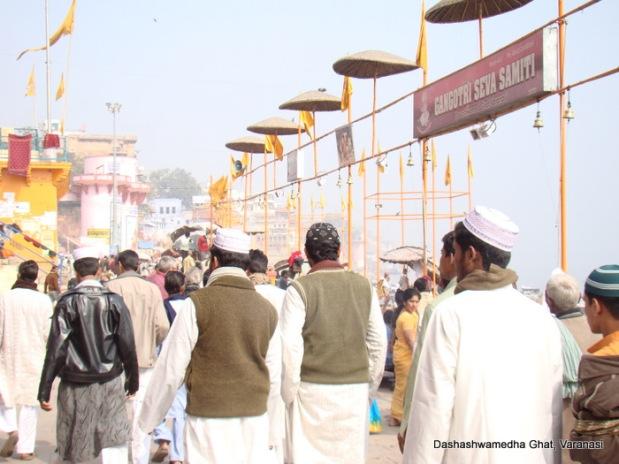 Dashashwamedha Ghat in Varanasi