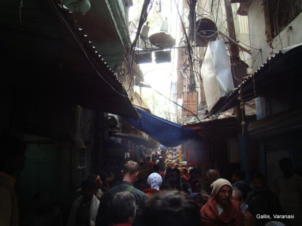 Pilgrims, Varanasi