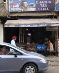 Tea Stall, Delhi, Bhogal