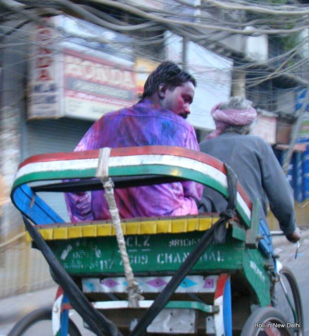 Holi, Colors, Delhi