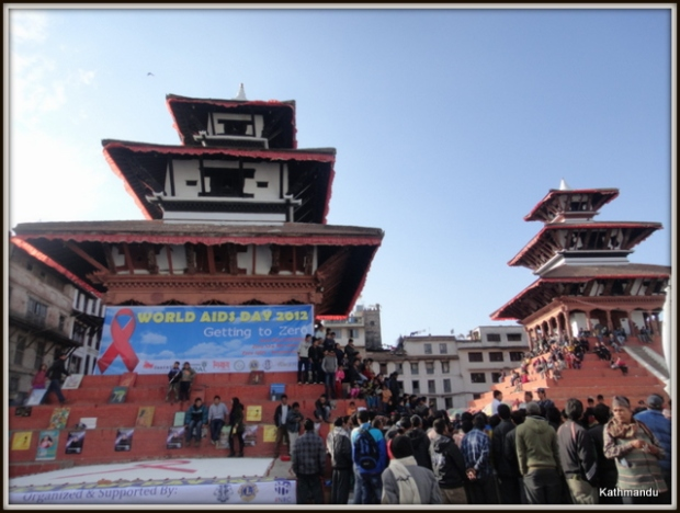 Basantapur. World Aids Day