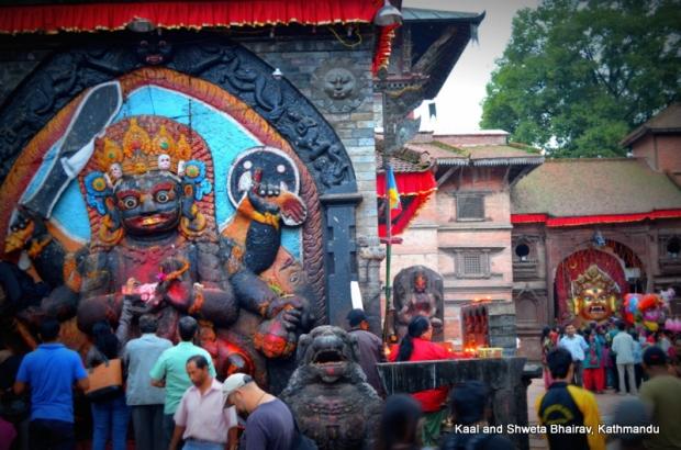 The Gods of Kathmandu