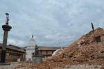 The historic Tripureshwor Kaalmochan Temple is no more.