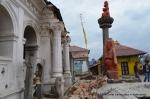 Meanwhile the Ram mandir looked like this (Pashupatinath)